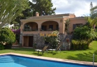 Villa en Tosalet
